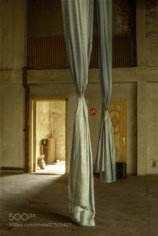 Photograph Curtains by Yann VDM on 500px