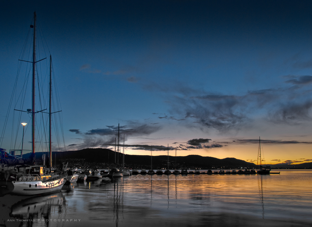 Photograph Moored for the night by Ann Thomstad on 500px