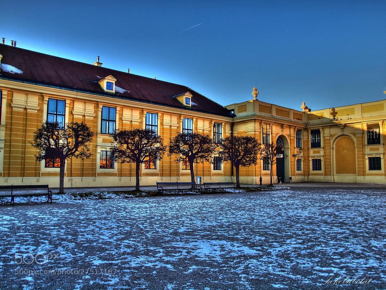 Photograph Schönbrunn Palace by Krasimir Koychev on 500px