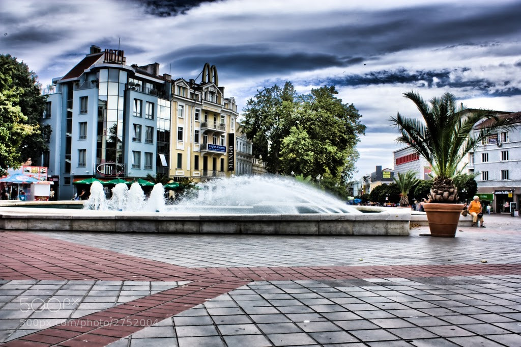 Photograph Varna (Bulgaria) by Ivan Karasev on 500px