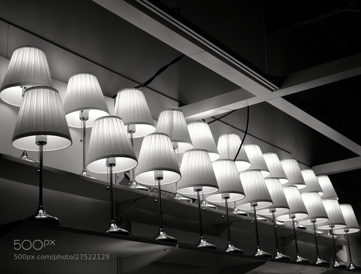 Photograph lamps by ibrahimelhinaid on 500px