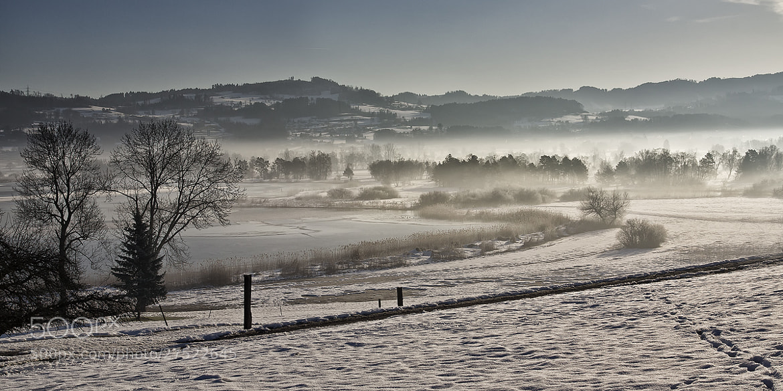 Photograph still winter by Sandra Löber on 500px