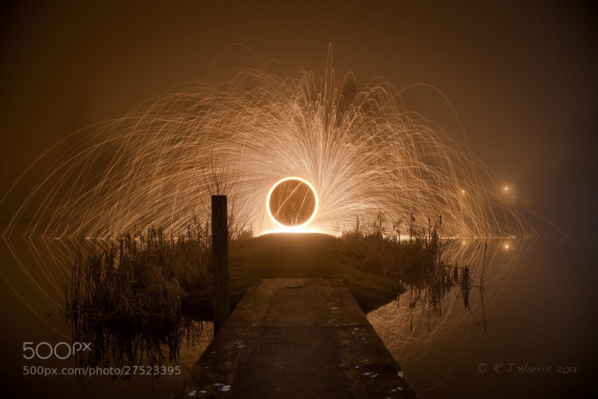 Photograph Burning Ring O' Fire by Rob Harris on 500px