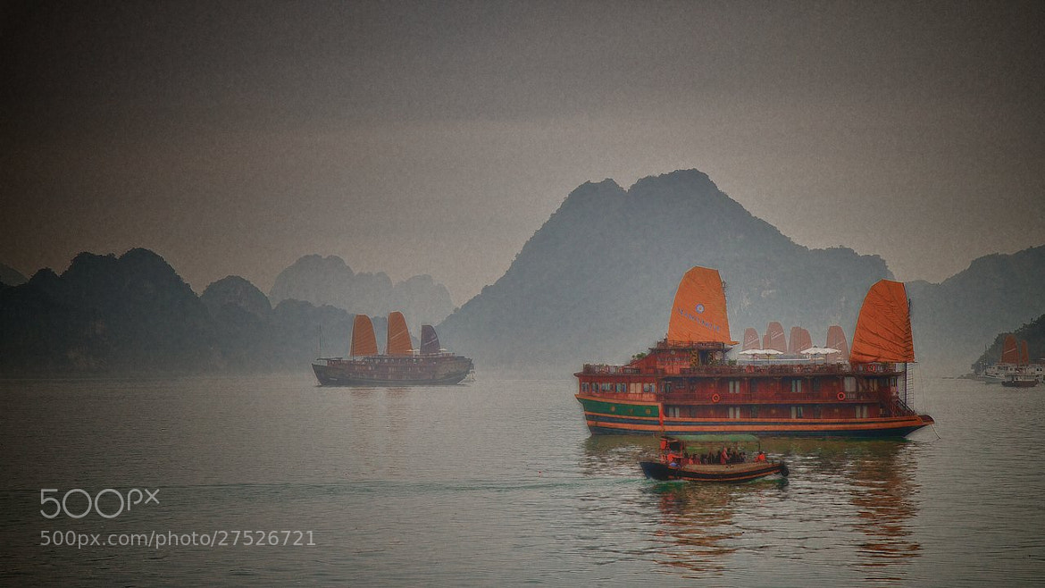 Photograph Early Morning Halong Bay by Jon Eickmeier on 500px
