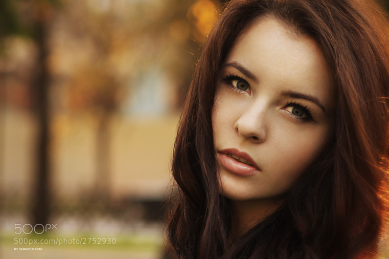 Photograph Natali by Sergey  Redki on 500px