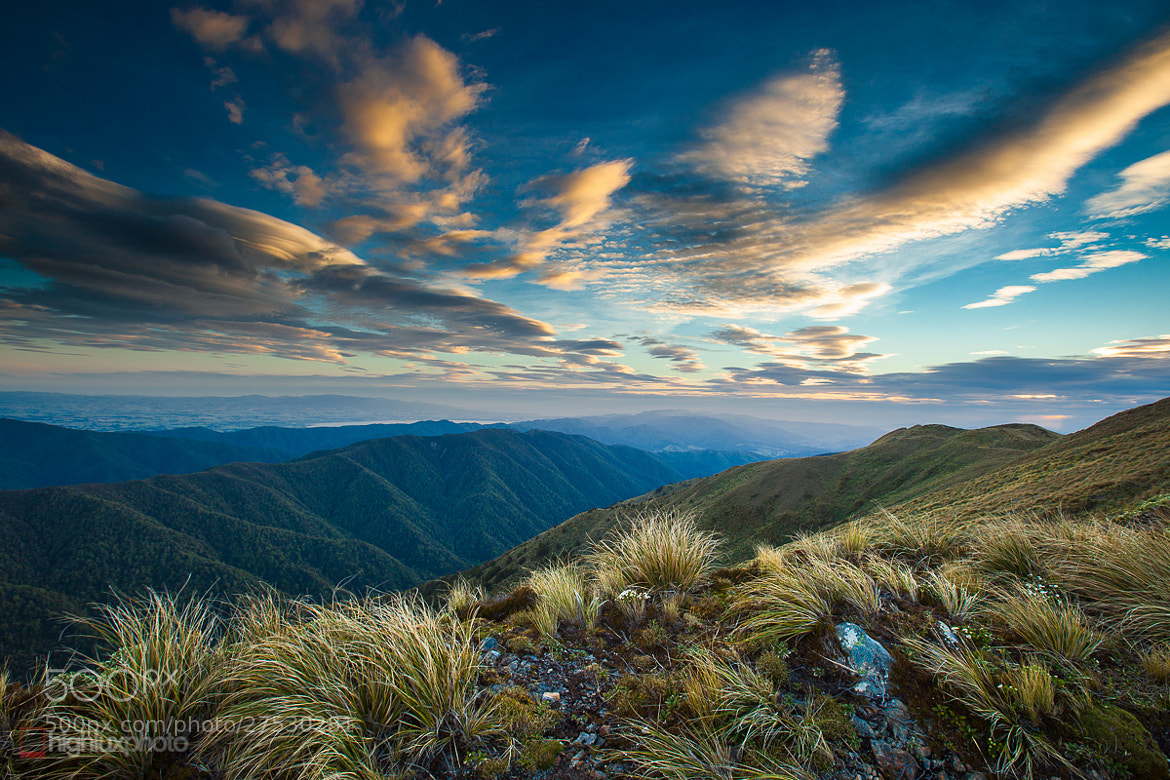 Photograph Southern Tararua Range by Mark Watson on 500px