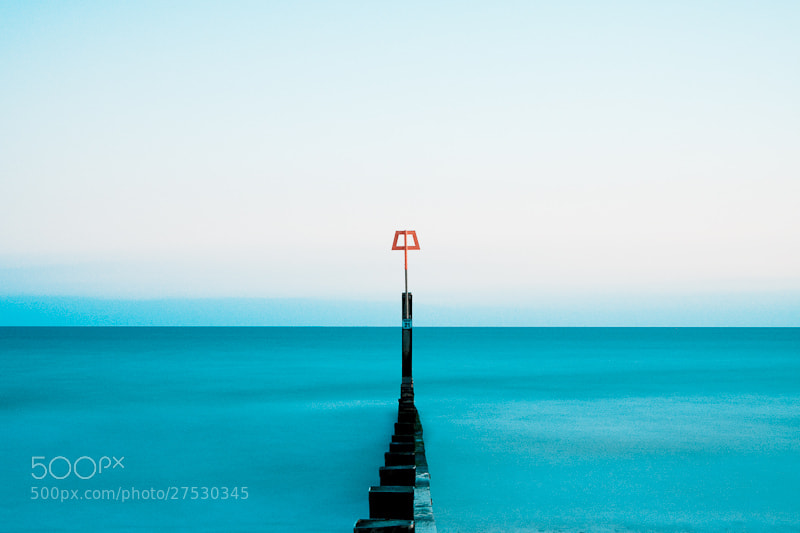 Photograph Groyne 21 by David Bell on 500px