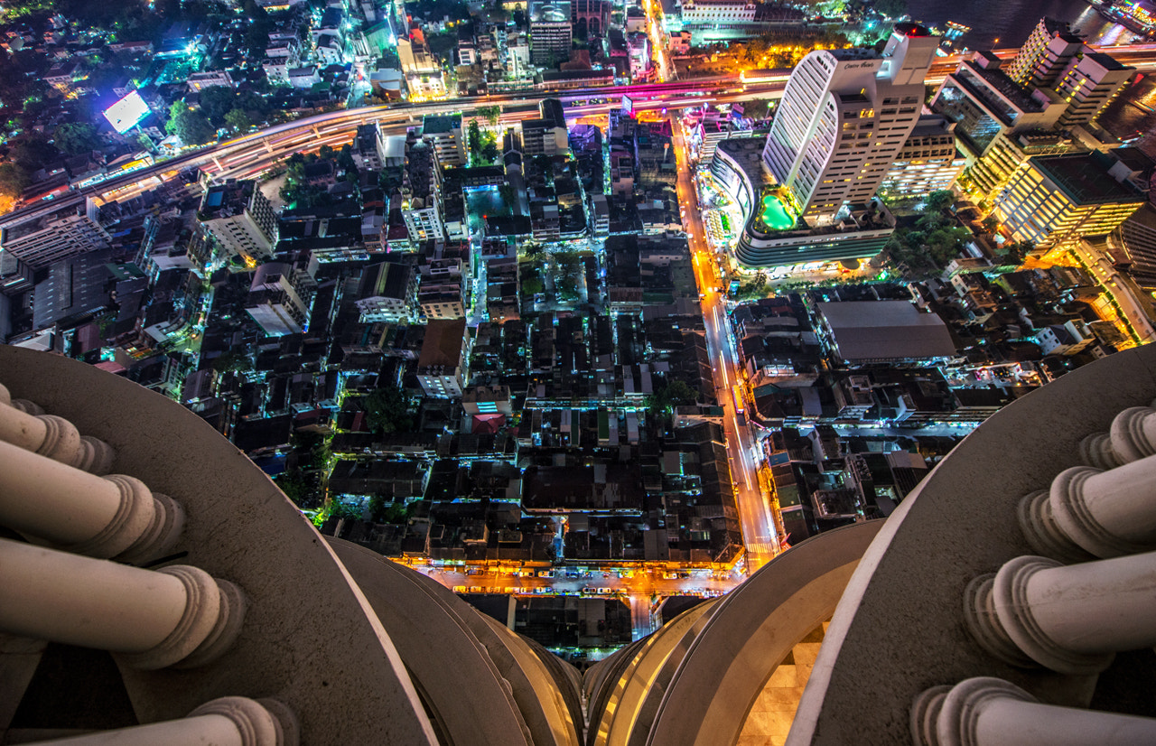 Photograph Lebua at State Tower by Stian Rekdal on 500px