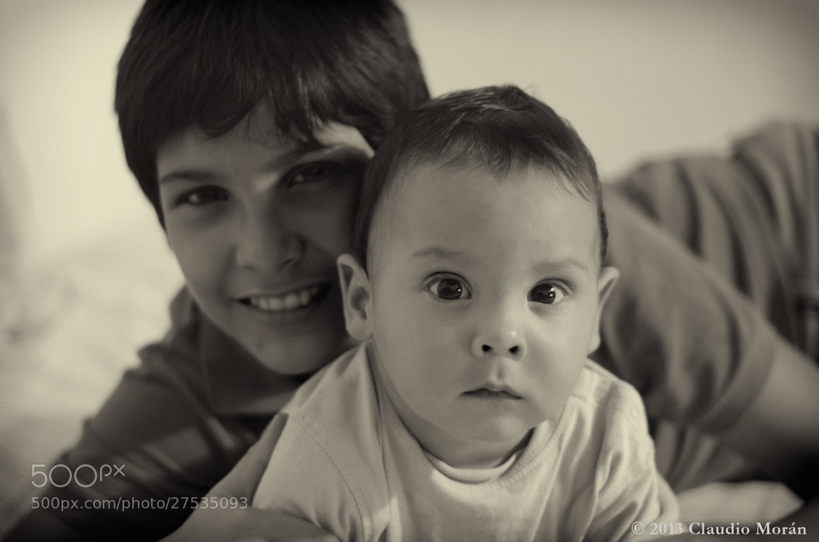Photograph 2 CUTES by Claudio Morán on 500px