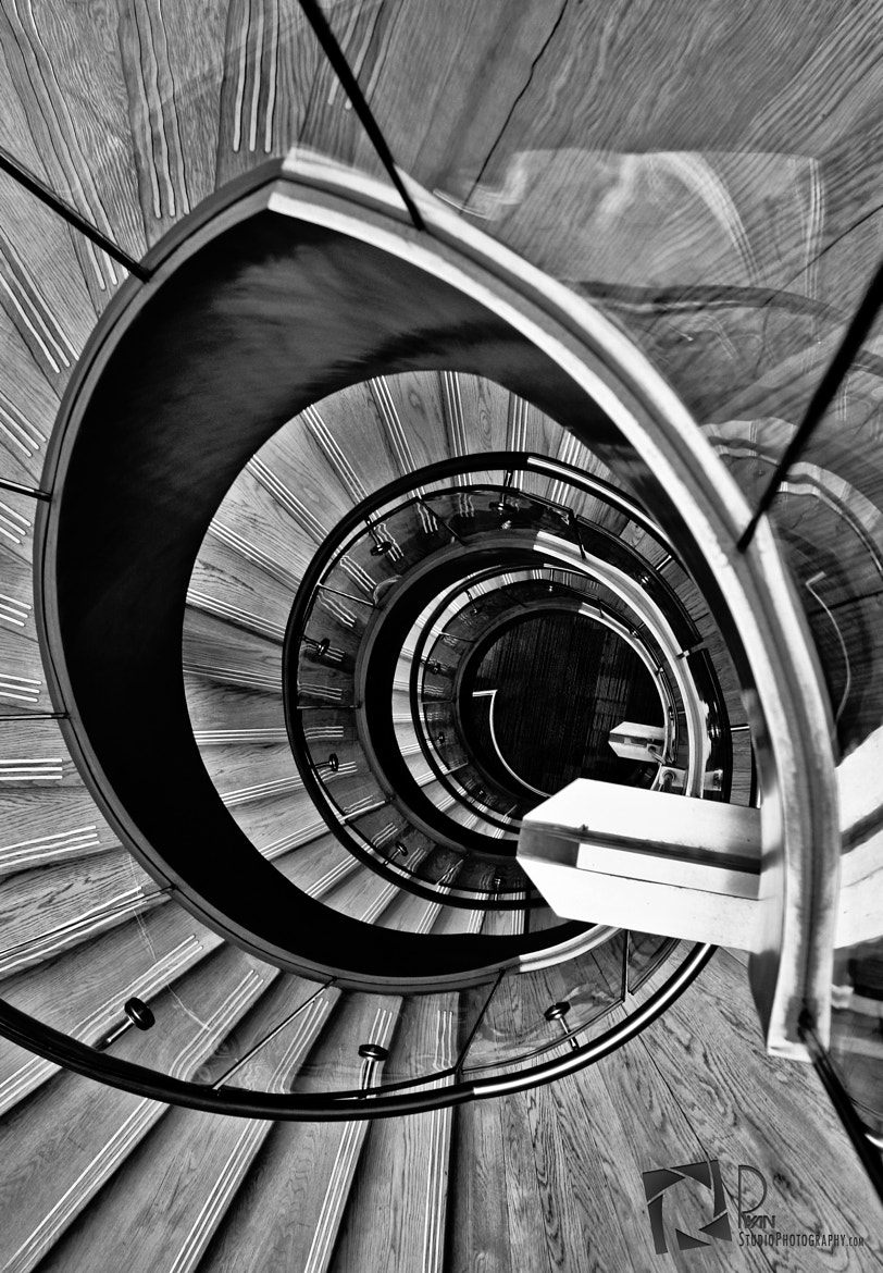 Photograph Spiral by Ryan Photography on 500px