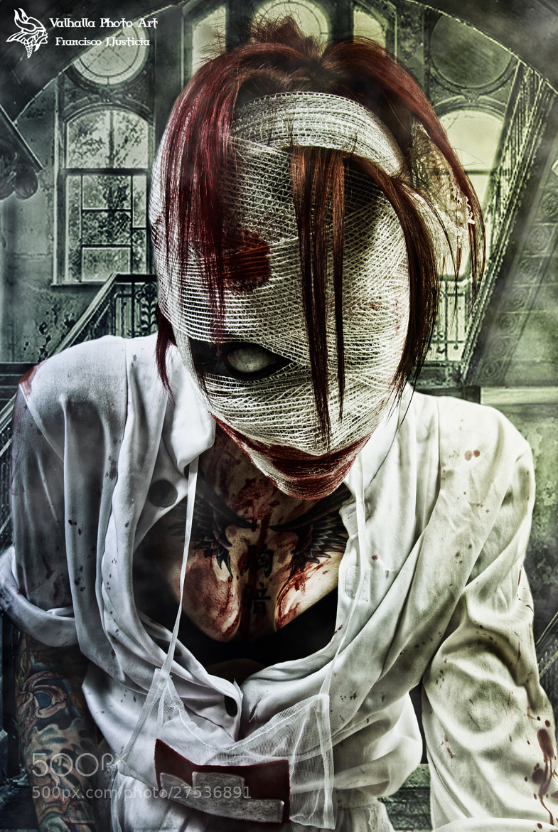Photograph Silent Hill Nurse by Francisco J. Justicia Fotografia on 500px