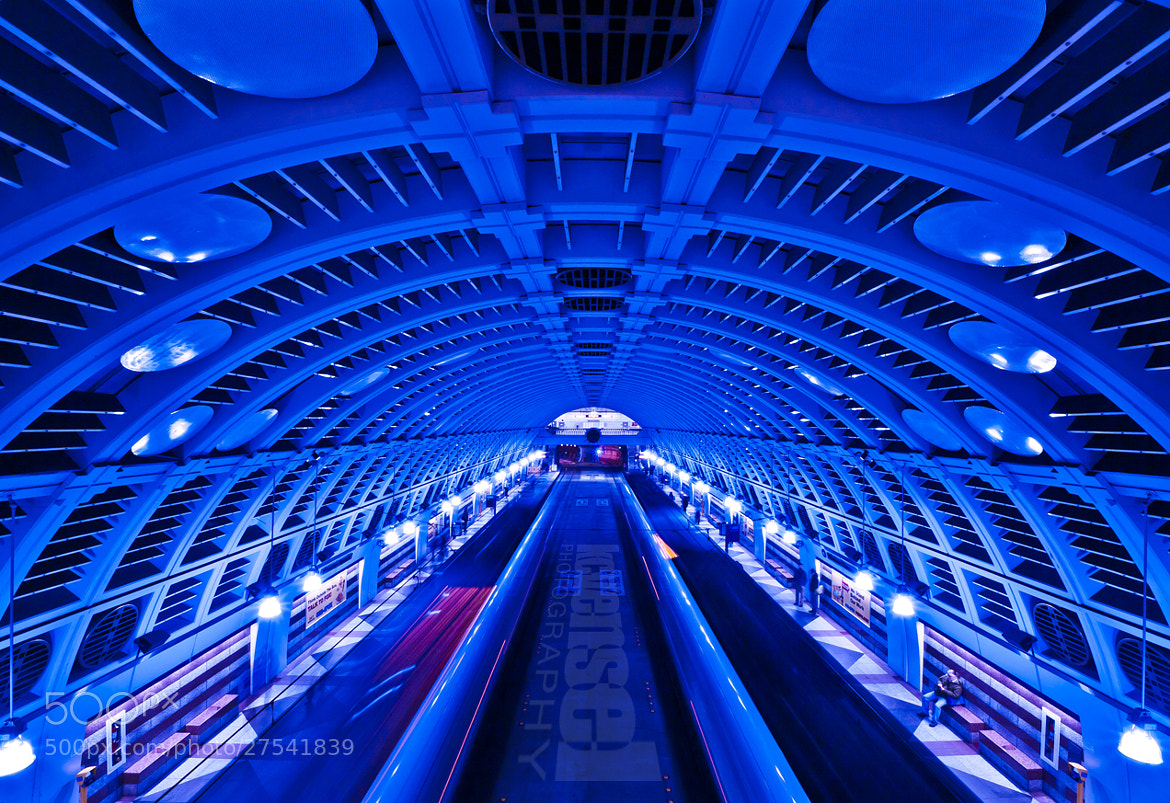 Photograph Blue Man Group by Ken Vensel on 500px
