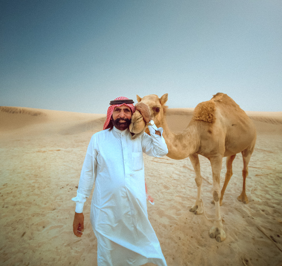 Desert Portrait by Lee Mora on 500px.com