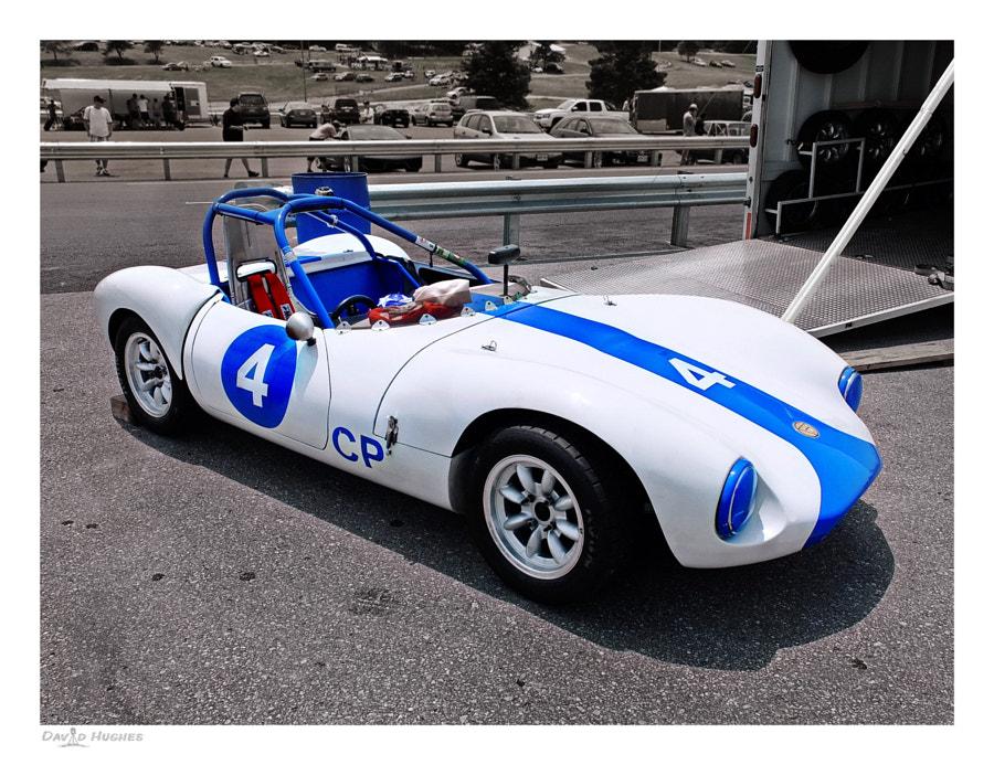Ginetta G4 Racer II