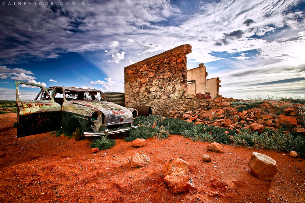 Photograph Outback Demise by Cain Pascoe on 500px