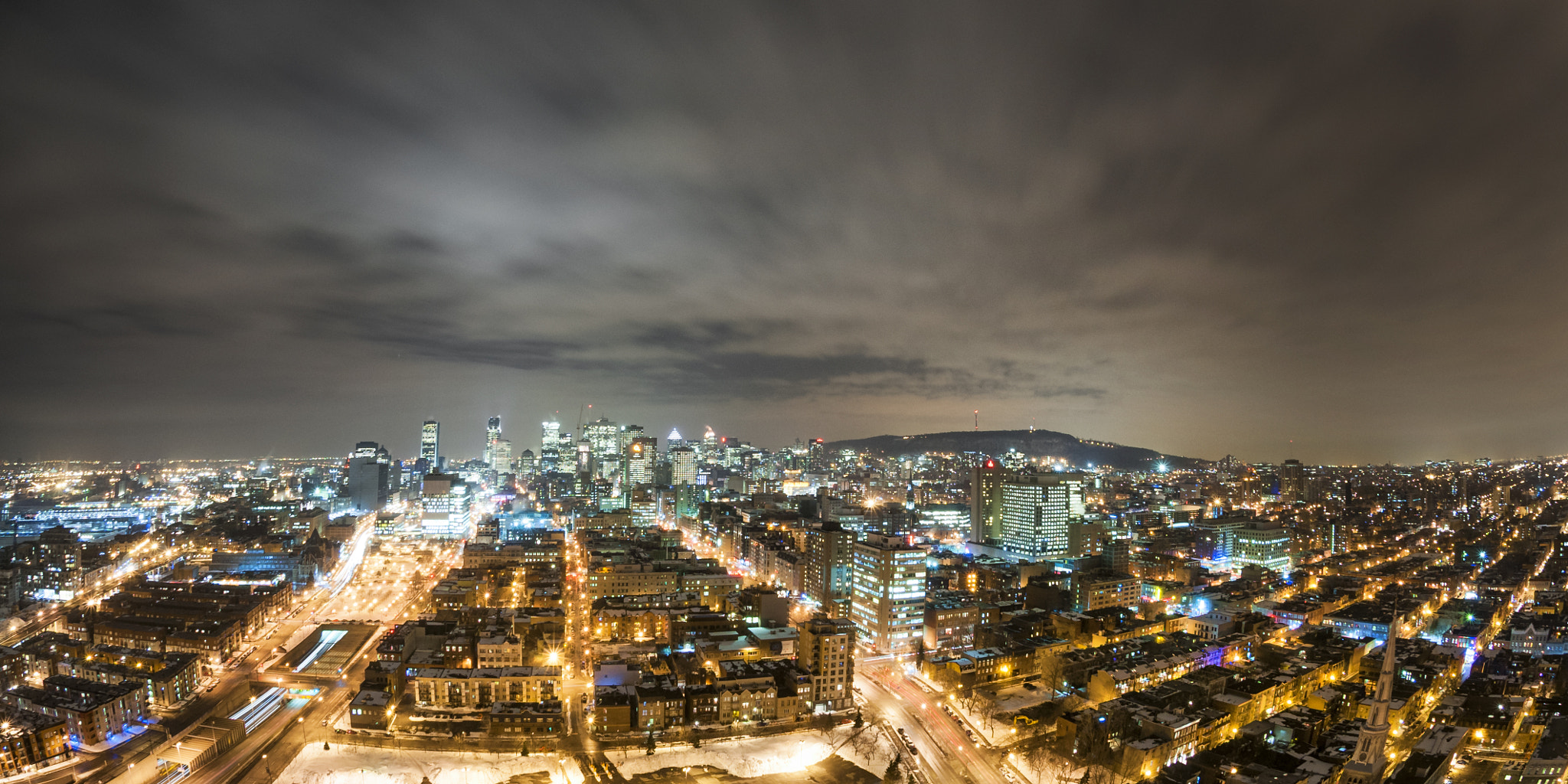 Photograph From the top of the city by Dérick Tremblay on 500px