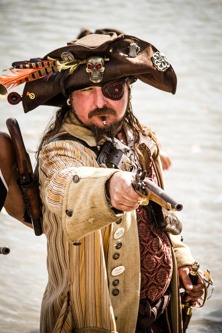 Photograph The pirate! by Leniel Velazquez on 500px