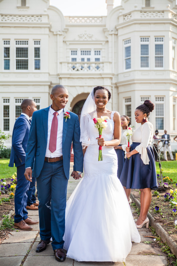 B&I Wedding - East London - South Africa by Teddy Kubheka on 500px.com