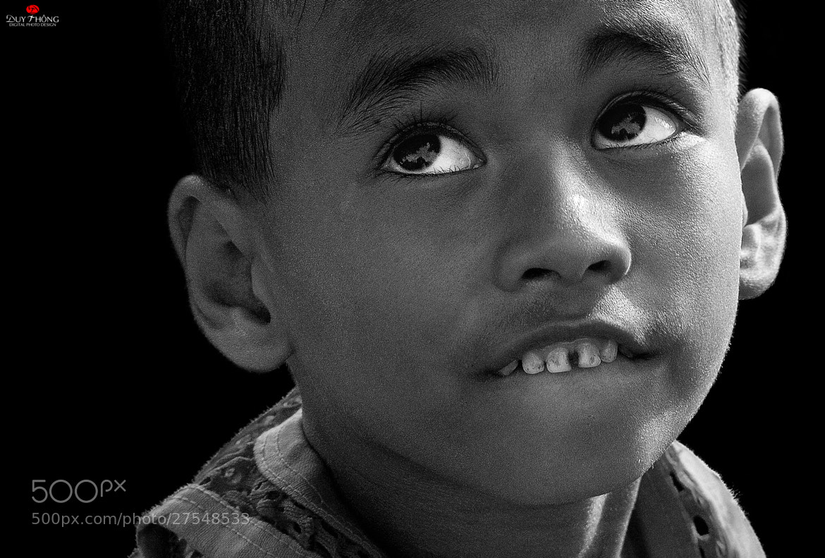 Photograph THE EYES by Duy Thong Vu on 500px