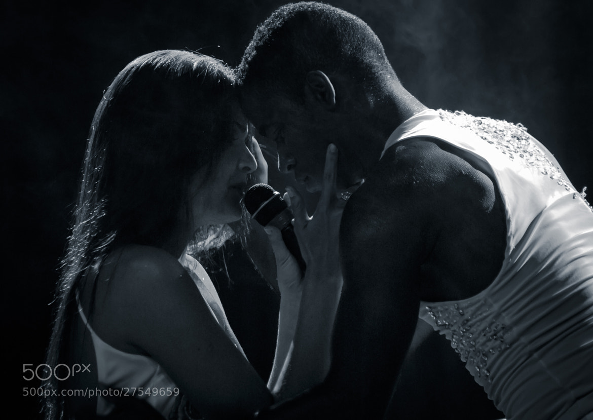 Photograph Couple singing by Juan Luis Mayordomo on 500px