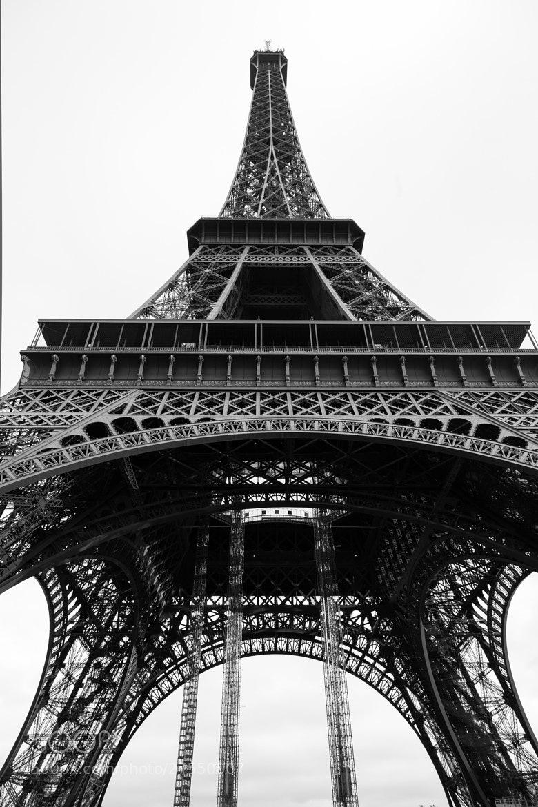 Photograph Tour Eiffel by Roger Chen on 500px