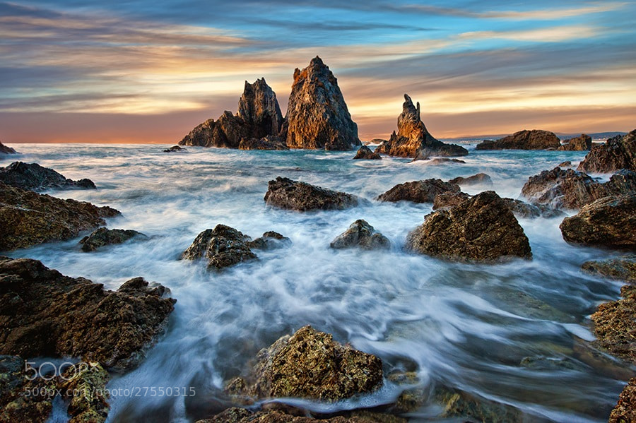 Photograph The Pinnacles by Oxy Z on 500px