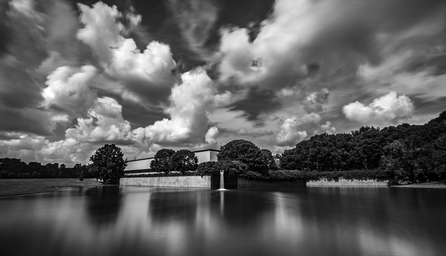 Milliken Research Center by Scott Moore on 500px.com