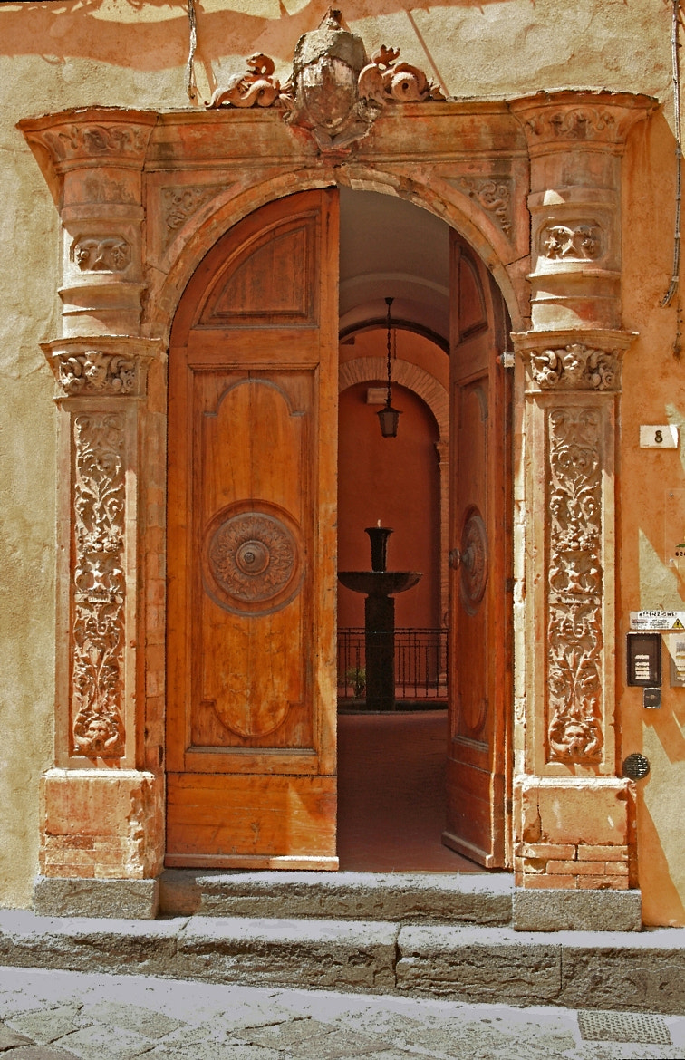 Photograph Tuscan doorway_02 by Vince Lane on 500px