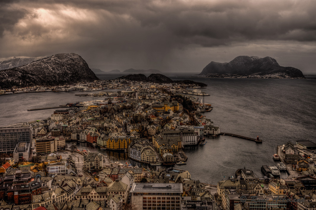 Photograph changing weather by Rune Askeland on 500px