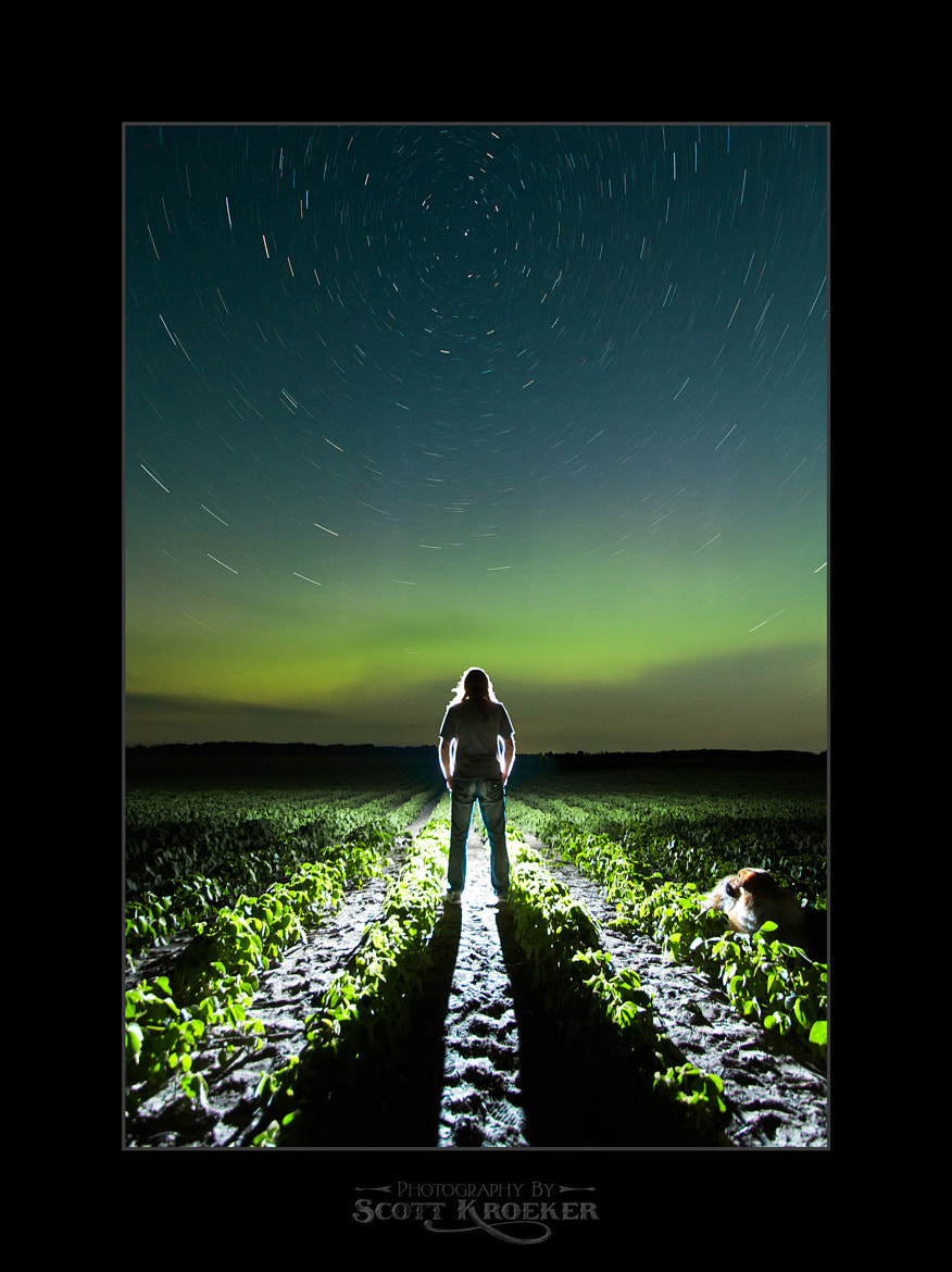 Photograph Alien Abduction  by Scott Kroeker on 500px