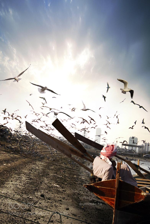 Photograph Long wait by Artist Ummer Ta  on 500px