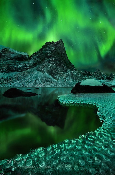 Photograph Green Vision by Marc  Adamus on 500px