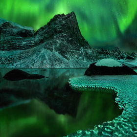 Green Vision by Marc  Adamus (MAPhoto)) on 500px.com