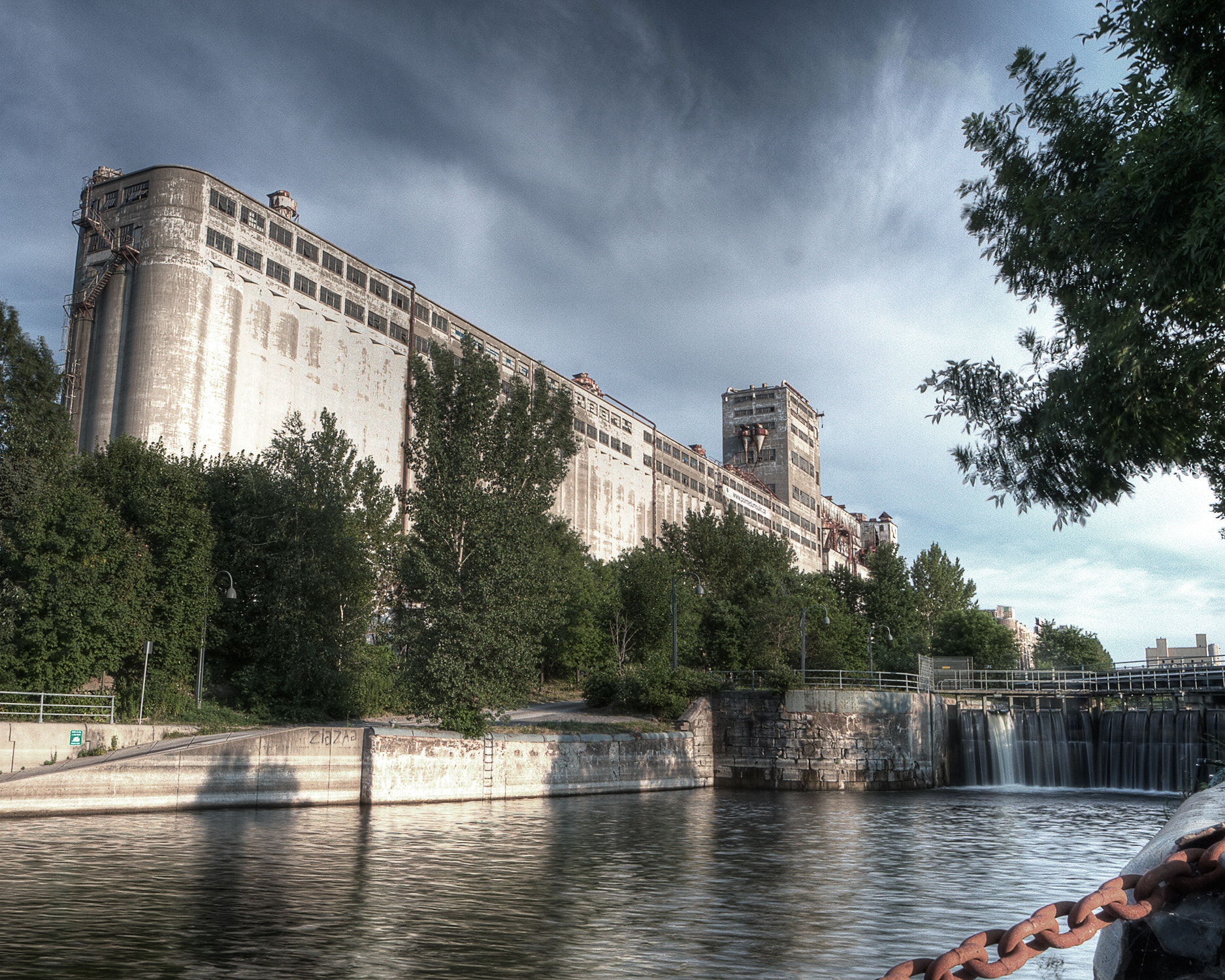 Photograph Old Montreal Silos by Martin Morissette on 500px