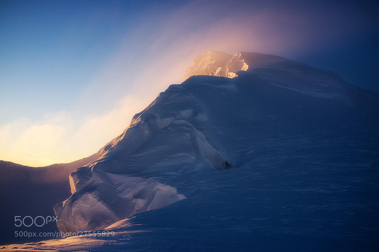 Photograph Mystic Peak by Arild Heitmann on 500px