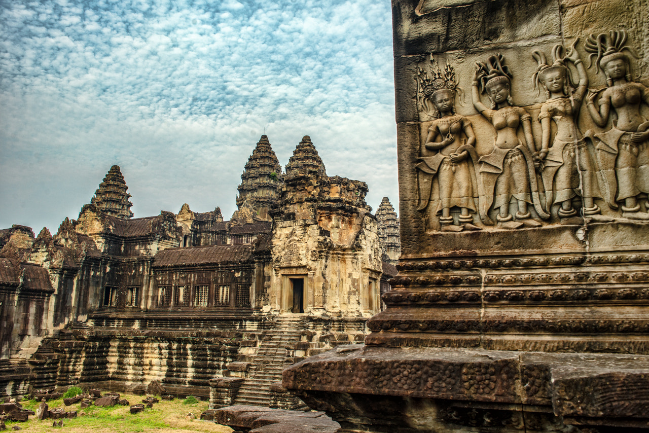 Photograph Angkor Wat by Stian Rekdal on 500px