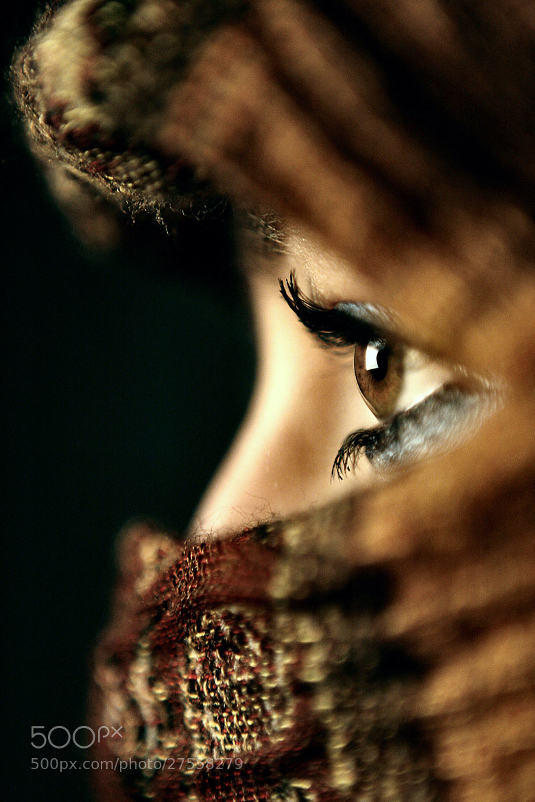 Photograph Brown Eyed Woman.. by Sabrina de Vries on 500px