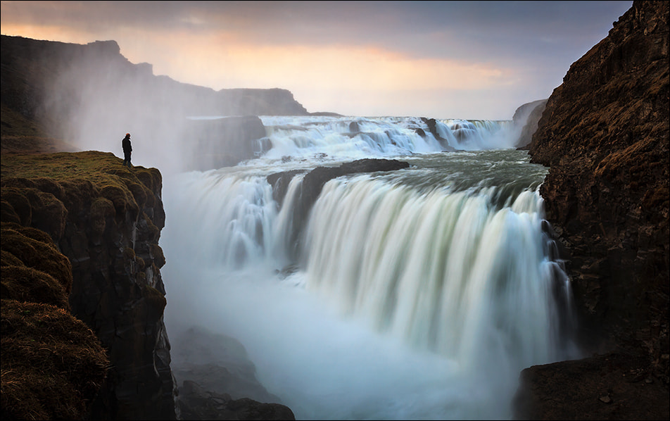 Photograph Golden Falls by Sus Bogaerts on 500px