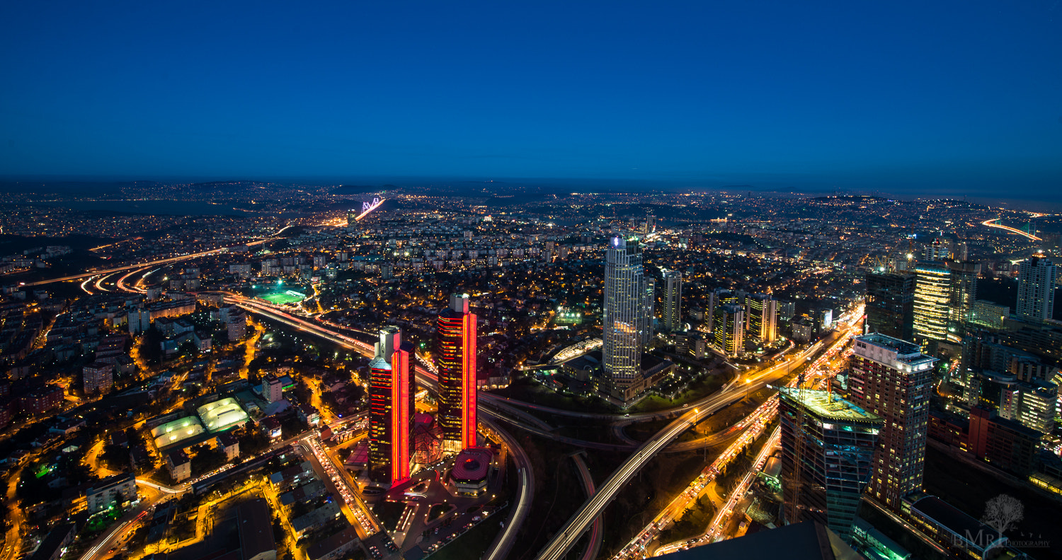 Photograph Over Istanbul by Christian von Travelography on 500px