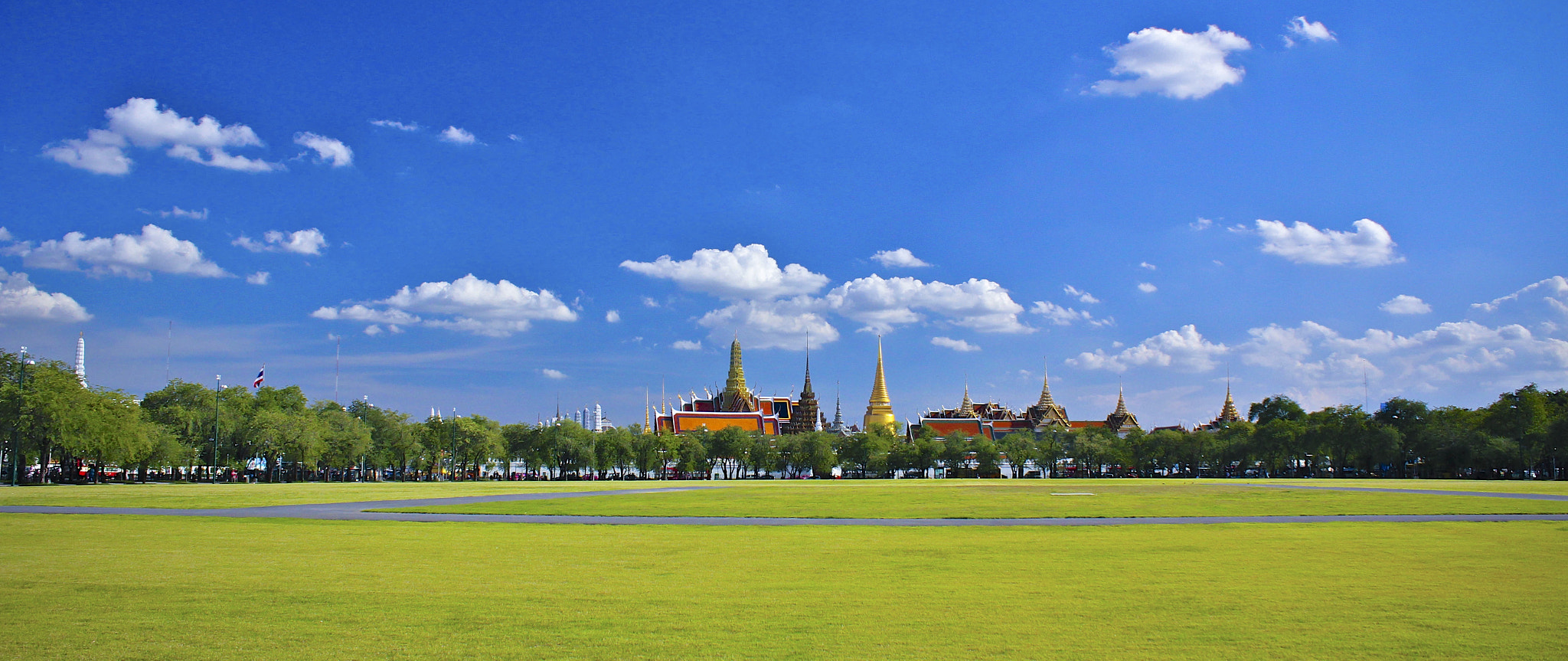 Photograph Capital of Thailand by Puniest Rojanapo on 500px