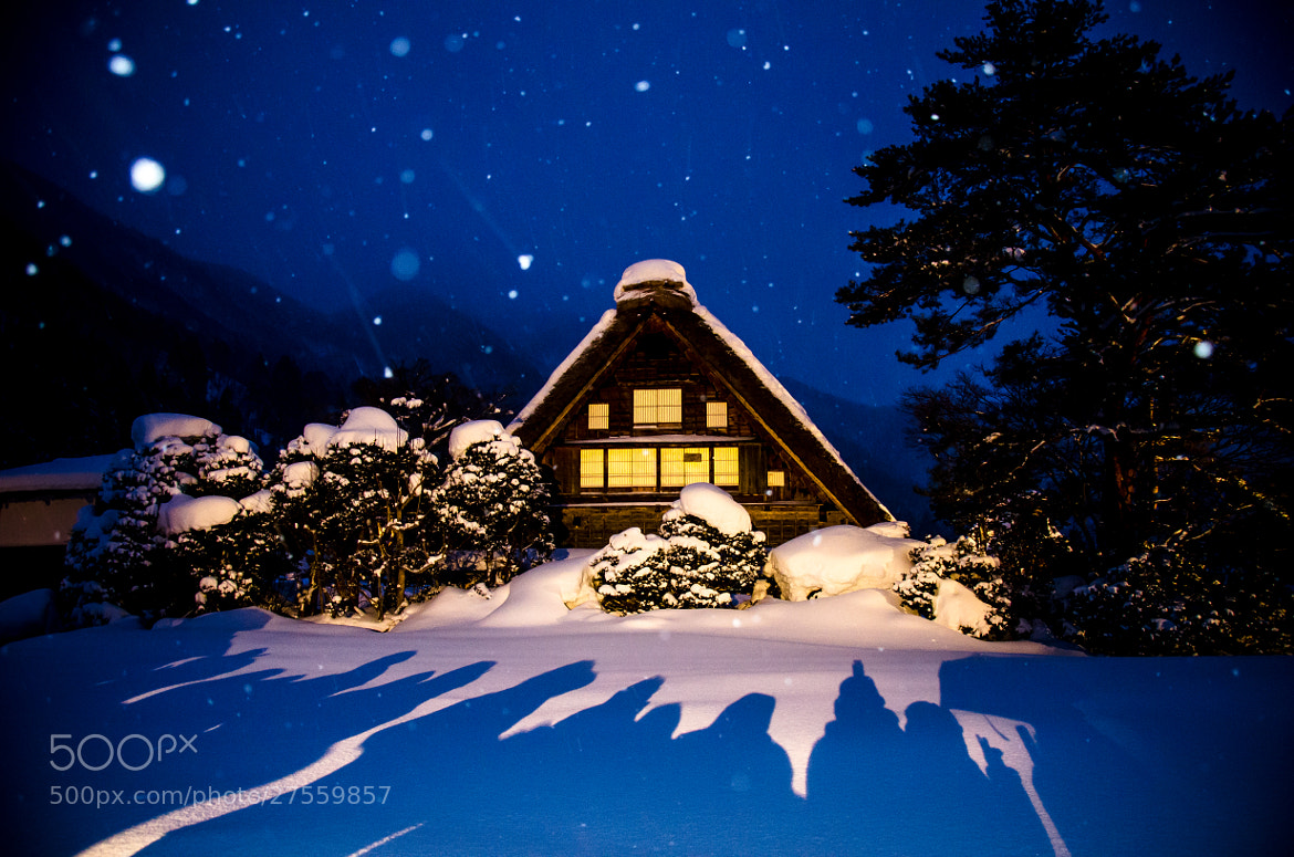 Photograph Shirakawa-go by Ryan Tiew on 500px