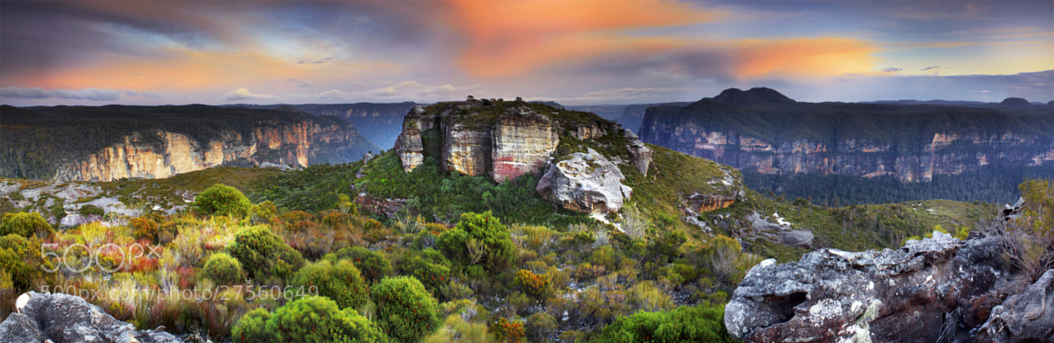 Photograph Wide Expanse Of Beauty || THE GROSE VALLEY by Rhys Pope  on 500px