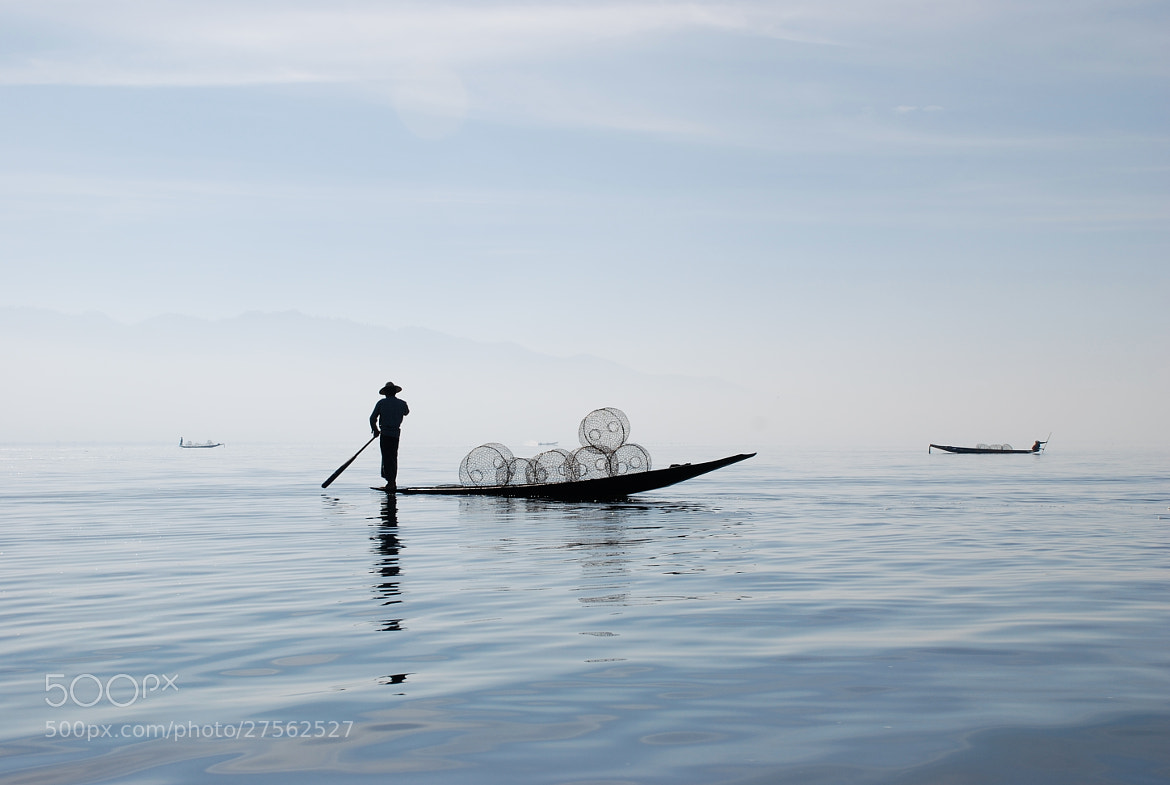 Photograph Lake Inle - Burma by Tommysalasphoto on 500px