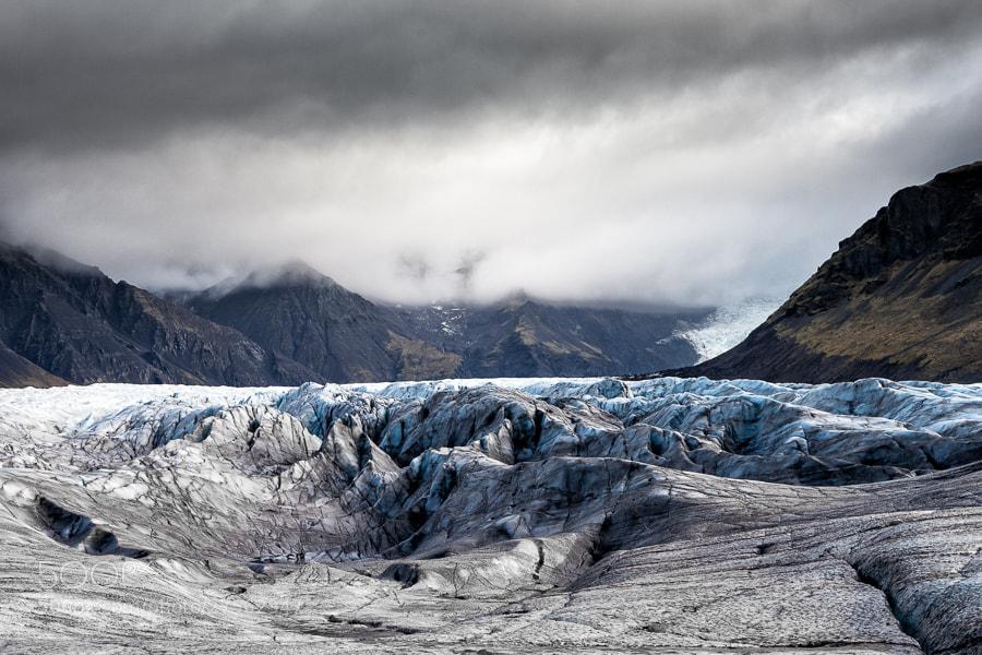 Svínafellsjökull by Manuel Irritier on 500px