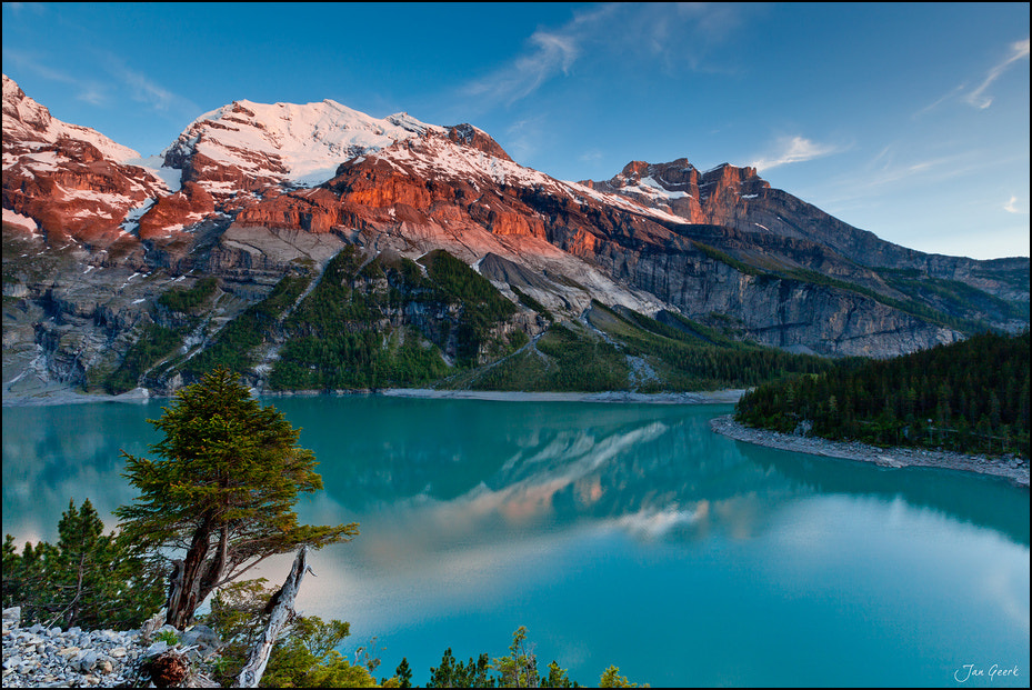 Photograph Blue Lake by Jan Geerk on 500px