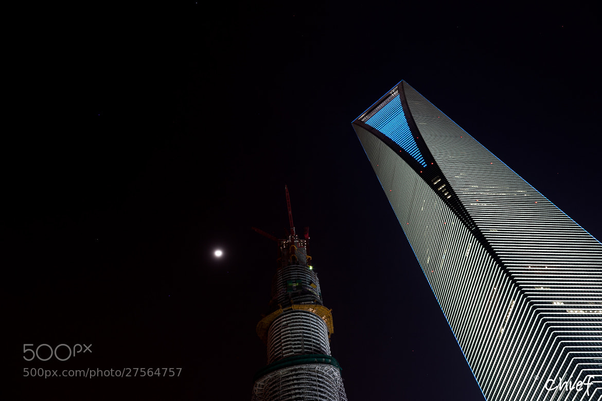 Photograph Grand Towers by Victor Murstig on 500px