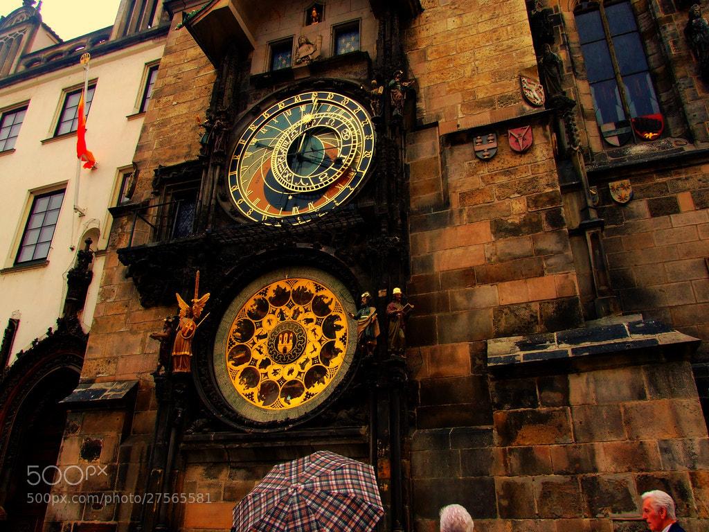 Photograph Astronomical Clock by Eva Slusar on 500px
