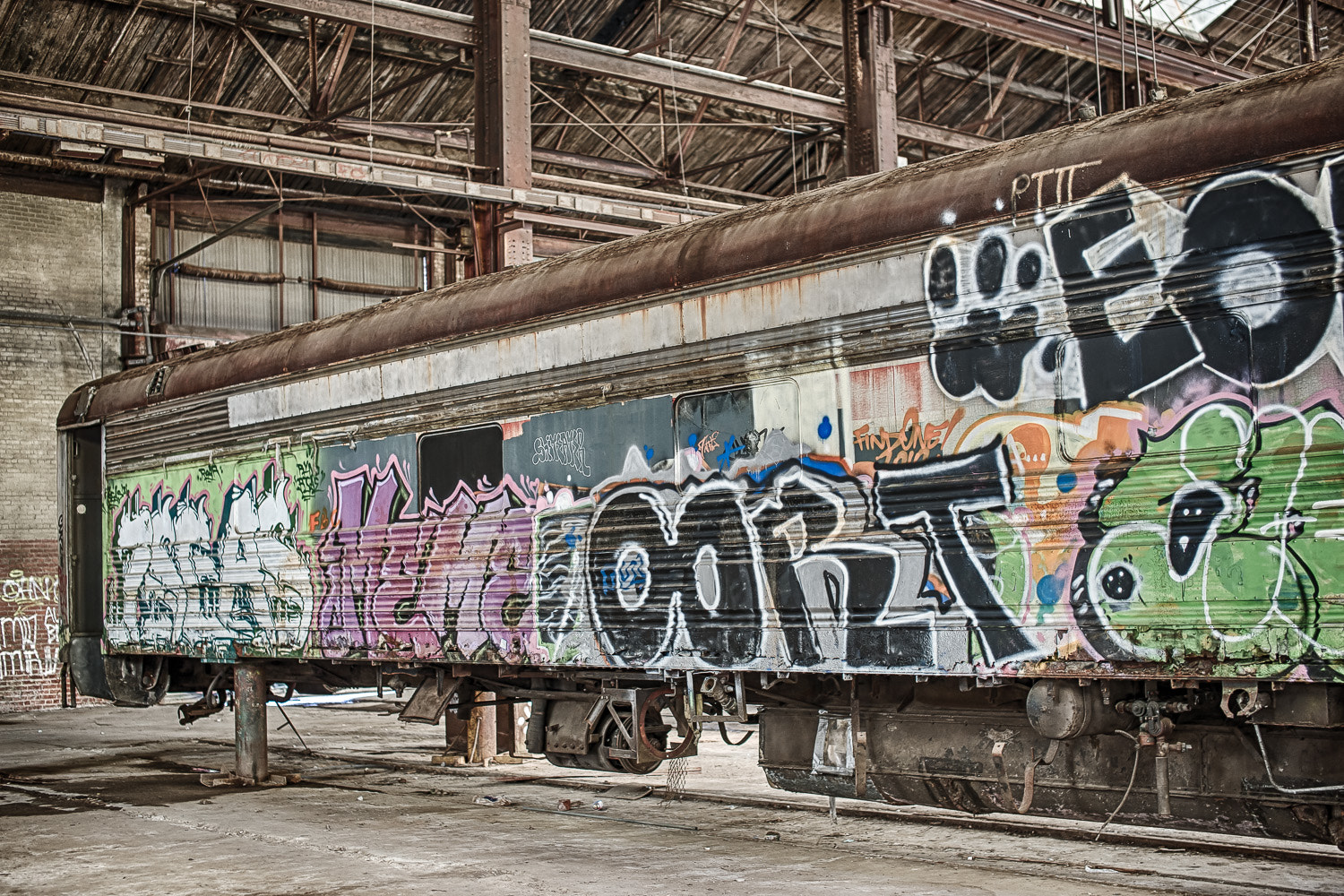 Photograph Urban Art by Paul Todd on 500px