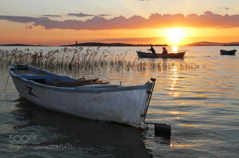 Photograph Toward Sunset by Alperen Arıcan on 500px