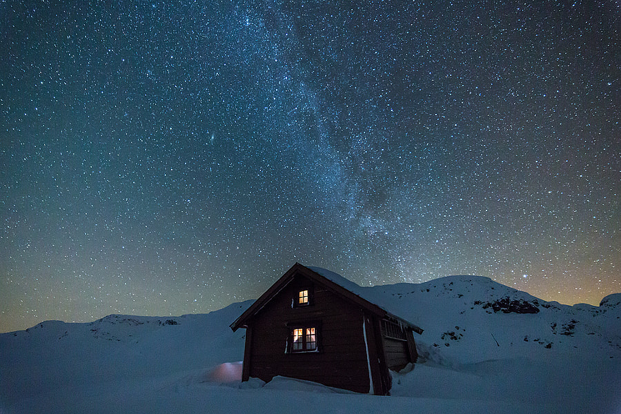 Photograph Starry by Espen Haagensen on 500px